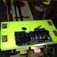 Télécharger plan imprimante 3D gatuit X-Axis Support de support de pignon de pignon pour Thing-O-Matic, Lurgrod