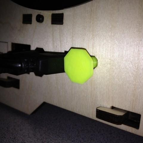 Descargar Modelos 3D para imprimir gratis Botón de reinicio del replicador, Lurgrod