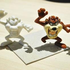Fichier imprimante 3D gratuit TAZ manie, 3Eixos