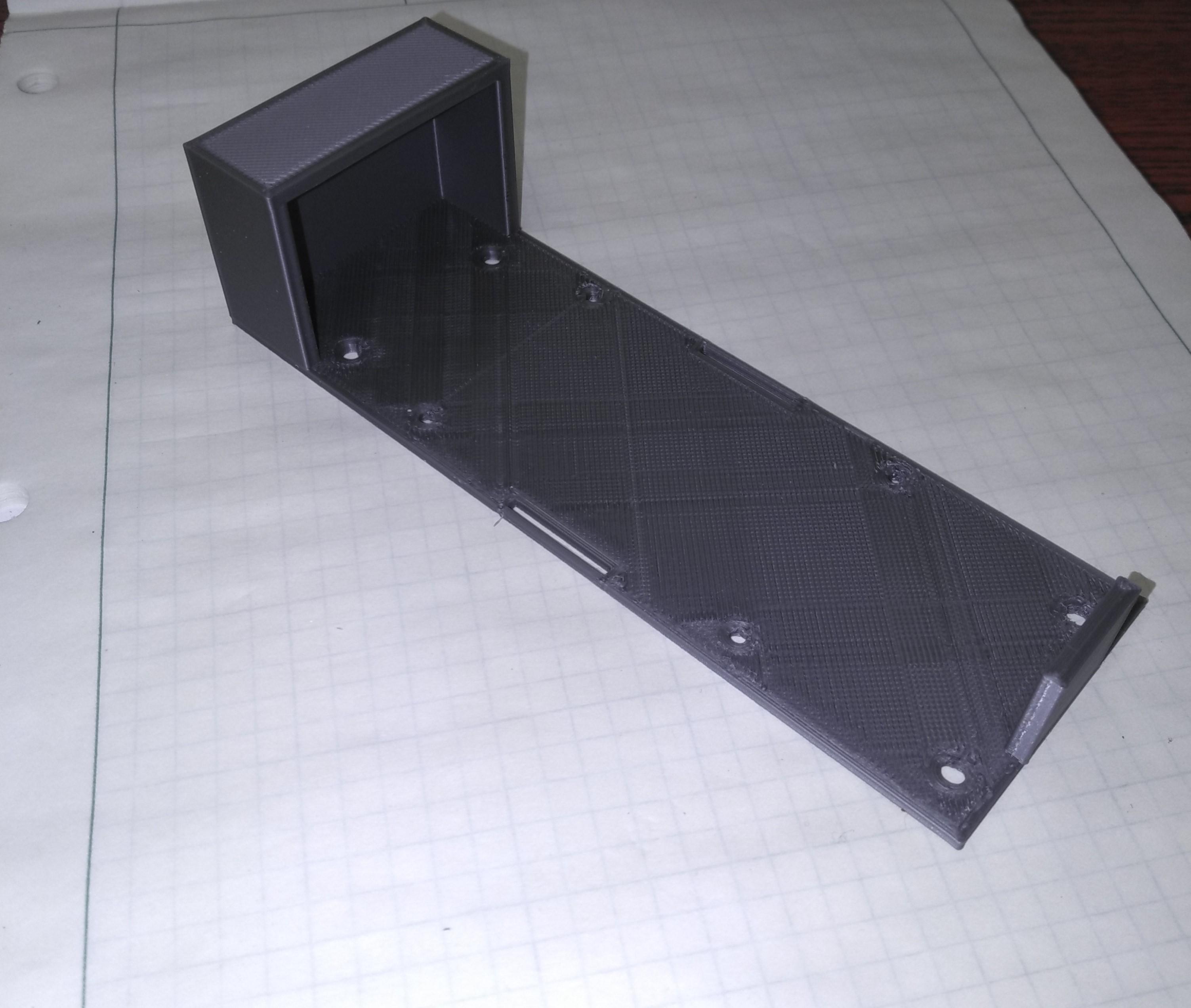 KIMG0892.jpg Télécharger fichier STL gratuit Porte-batterie Lipo Flamewheel f450 • Design pour impression 3D, TommyG