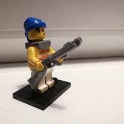 Descargar modelo 3D gratis Rifle, TedGhast