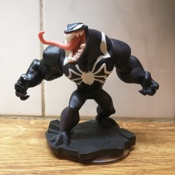 Download free STL Venom arm, TedGhast