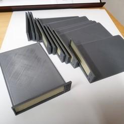 IMG_20200123_071433.jpg Download free STL file Paper sorter and labels • 3D print design, TedGhast