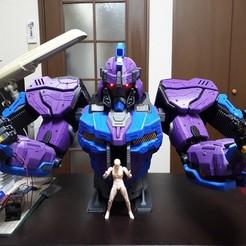 junen-sanchez-20191223-224220.jpg Download STL file 1M Tall Gundam X Sentinel Crossover Concept • 3D printable model, JMSWORKS86