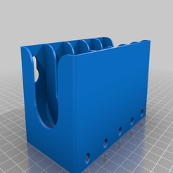 Download free 3D print files Wire Box stackable (striveday), UnleashSpirit
