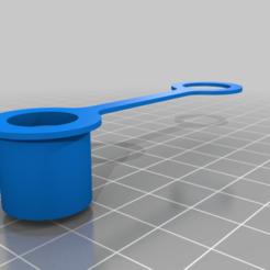 pneumatic_cap_v1.png Télécharger fichier STL gratuit bouchon pneumatique 1/4 • Modèle pour impression 3D, UnleashSpirit