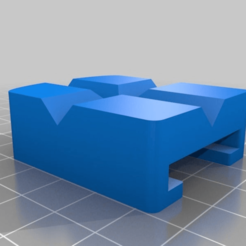 Download free 3D printing models Bessey EZS Grip - Cylinder, UnleashSpirit