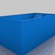 Download free 3D printer designs Lunch Box Post It Organizer, ChronoMstr