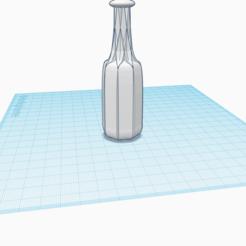 Télécharger modèle 3D gratuit Bouteille de bière, endaomega