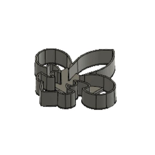 Fleur_De_Lis_Cookie_Cutter.png Télécharger fichier STL gratuit Coupeuse de biscuits Fleur de Lis • Design à imprimer en 3D, terbear9876