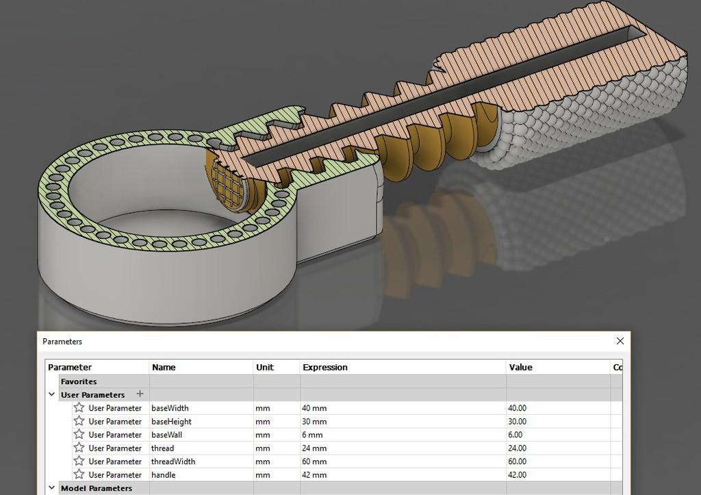 936842002277b614f8e7f5303c1afad7_display_large.jpg Download free STL file Nut & walnut cracker [My grandma design] • 3D print design, 3d-dragar