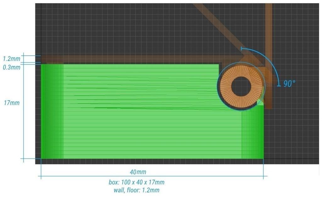 449042b2c1a97ac8de6c53952e5524ad_display_large.JPG Télécharger fichier STL gratuit Boîte avec charnières cachées et verrouillage à clic • Objet à imprimer en 3D, 3d-dragar