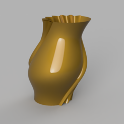 ST3.PNG Download STL file Vase - Siamese Twist • 3D print template, jpt83