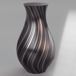 Vase_-_Treads_v1_2020-Apr-20_08-00-39PM-000_CustomizedView36743337538.png Download STL file Vase - Treads • Object to 3D print, jpt83