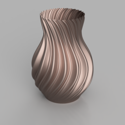Download 3D print files Vase - Alternate Twist Wave, jpt83