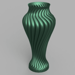 Vase_-_Classic_2020-Apr-10_11-25-55AM-000_CustomizedView20989644157.png Download STL file Vase - Classic • Template to 3D print, jpt83
