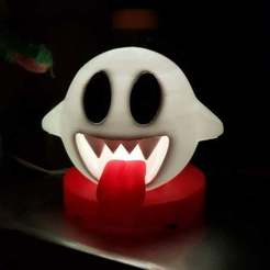 Download free STL file Bomb Boo - Nightlight • 3D print object, volkan