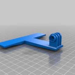 Télécharger fichier STL gratuit Ender 3 - Porte-lit universel GoPro • Modèle imprimable en 3D, volkan