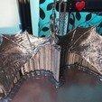 Download 3D printer templates Dragon GoT Lamp, 3D-mon