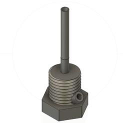 BoltBong2.3.PNG Download STL file Bolt Bong • 3D printable model, Alletto