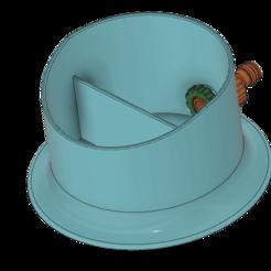 """Pot arrosage.png Télécharger fichier STL gratuit Brise jet pour arrosage """"à la raie"""" • Design à imprimer en 3D, sosmichelp"""