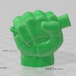 Anotación 2020-08-27 171433.jpg Download 3MF file hookah mouthpiece shisha cachimba • 3D printable template, todoimpresion3d