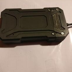 Télécharger fichier STL gratuit L'affaire des disques durs et des disques durs spéciaux de 2,5 pouces • Objet imprimable en 3D, guillaumes1