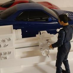 3D print files Conventional lathe, Grandseb31