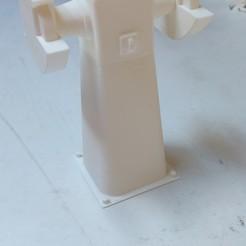 "Impresiones 3D Tambor de molienda (""grinder""), Grandseb31"