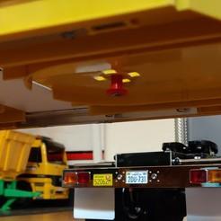 Free 3D printer model Dowel for TAMIYA / WEDICO truck, Grandseb31