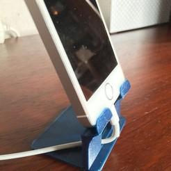 Descargar STL gratis iPhone 5S / 5SE, GillesLB