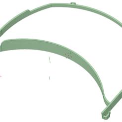 Télécharger fichier 3D gratuit Visière de test pour orthodontiste, GillesLB