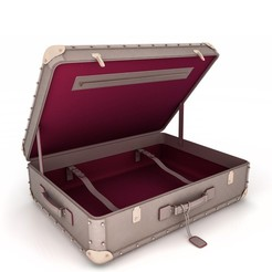3D printer files Luggage, jlnrdm