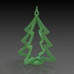 28.jpg Télécharger fichier STL gratuit Arbre de Noël - Décoration de Noël • Plan pour impression 3D, alexlpr