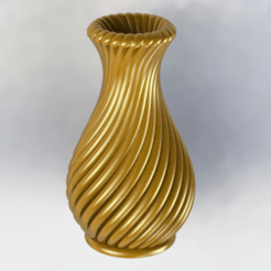 Download free 3D printing designs Vase #3, alexlpr