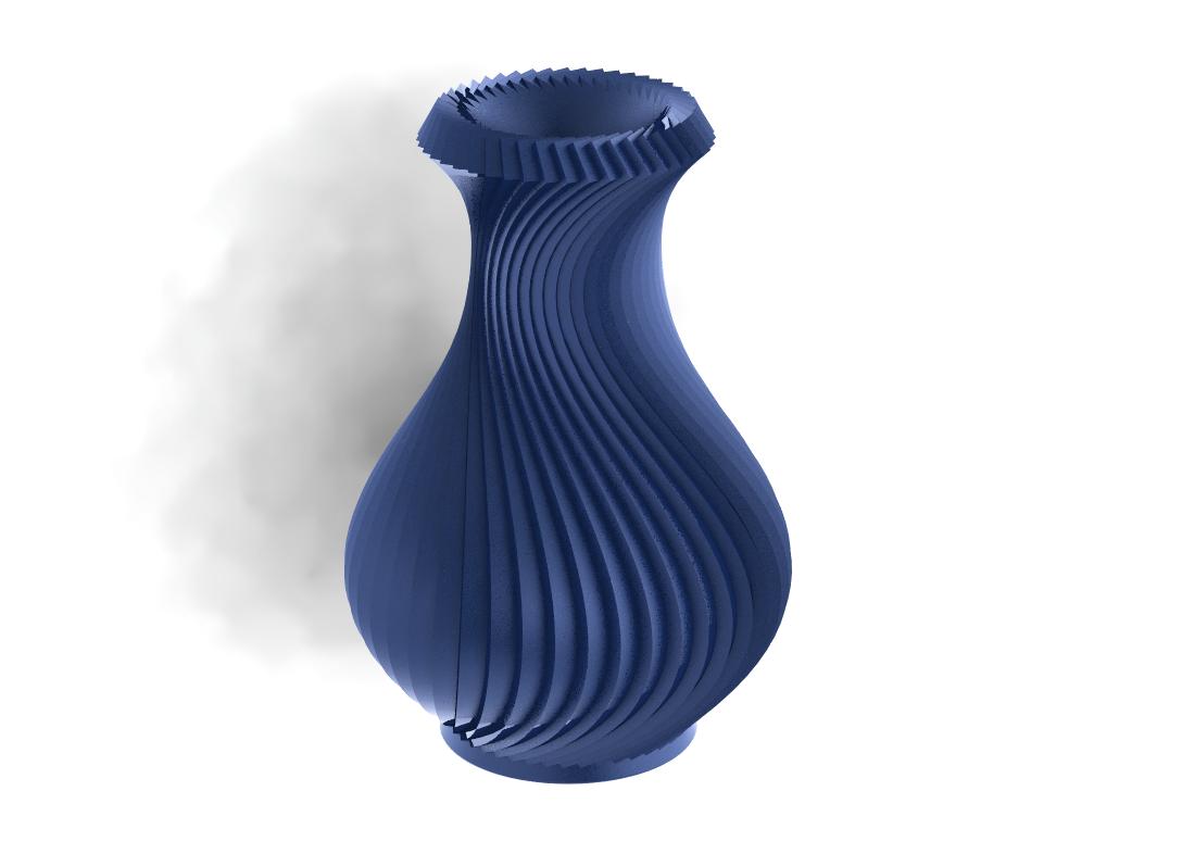 4.png Télécharger fichier STL gratuit Vase • Objet à imprimer en 3D, alexlpr