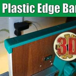 Download free 3D model Plastic Edge Banding, alexlpr