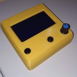 IMG_20200911_225735.jpg Download free STL file LCD 12864 Case • 3D printer object, alexlpr