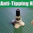 Télécharger fichier imprimante 3D gratuit Support anti-basculement, alexlpr