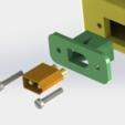 Télécharger fichier STL gratuit Support XT60 • Objet à imprimer en 3D, alexlpr