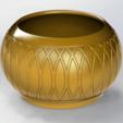 Télécharger objet 3D gratuit Pot de fleurs, alexlpr