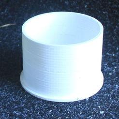 IMG_6915.JPG Télécharger fichier SCAD gratuit Gabarit pour scie cloche • Modèle imprimable en 3D, FlexWheel