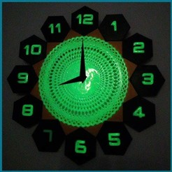 01.JPG Download STL file clock • Model to 3D print, 3deye