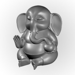 Download 3D printer files Bala Ganesh, 3deye