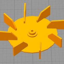 01.jpg Télécharger fichier STL gratuit Blowerfan • Modèle pour impression 3D, 3deye