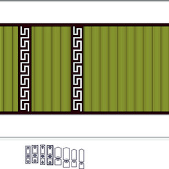 3d print files door design, govindjangid108