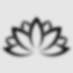 Télécharger STL gratuit Bandeau Lotus Naruto-Style, sh0rt_stak