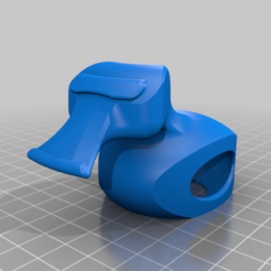 Download free 3D printer model Cyberduck (for cybertru..), Henry_Millenium