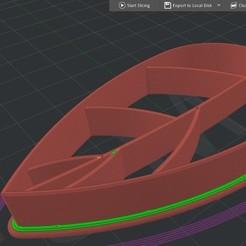 leafcookiecutter.jpg Télécharger fichier STL gratuit Coupe-feuilles pour biscuits • Objet imprimable en 3D, Henry_Millenium