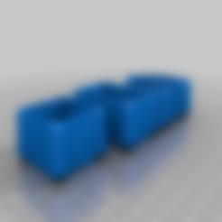 lebkuchenhaus1.stl Download free STL file Gingerbread house cookie cutter • 3D print object, Henry_Millenium